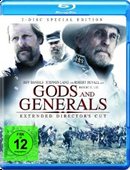 Cover Gods and Generals